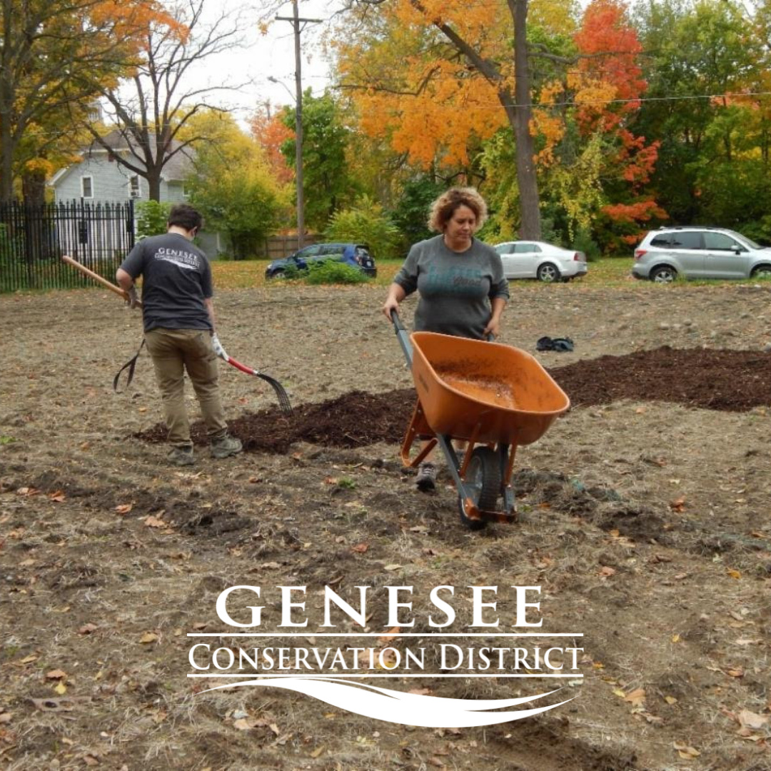 Genesee CD UAC Grant - Urban Conservation Project